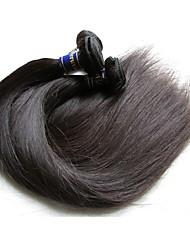 cheap -Human Hair Straight Peruvian Hair 1000 g More Than One Year