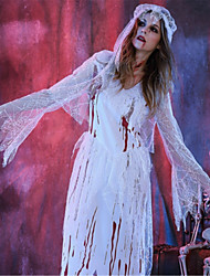 cheap -Angel / Devil Zombie Vampire Cosplay Costume Halloween Festival / Holiday Polyster Carnival Costumes Fashion