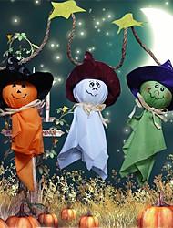 Недорогие -Хэллоуин украшения флаг куклы талрер милый тянуть выпечка праздник украшения