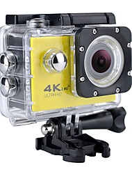 cheap -SJ7000 / H9K Sports Action Camera Gopro vlogging Waterproof / WiFi / 4K 32 GB 60fps / 30fps / 24fps 12 mp No 2592 x 1944 Pixel / 3264 x 2448 Pixel / 2048 x 1536 Pixel Diving / Surfing / Ski