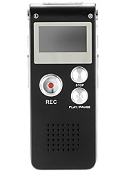 cheap -N28 Rechargeable 8GB Digital Audio Voice Recorder Dictaphone Telephone MP3 Player ET recorder player