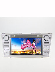 cheap -8 inch 2 DIN Windows CE 6.0 / Windows CE In-Dash Car DVD Player Touch Screen / GPS / Built-in Bluetooth for Toyota Support / iPod / RDS / Steering Wheel Control / Subwoofer Output / Games