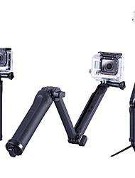 cheap -Tripod Outdoor Portable Case 1 pcs For Action Camera Gopro 6 All Gopro Gopro 5 Xiaomi Camera Gopro 4 Surfing Camping / Hiking Ski / Snowboard PC / SJCAM / SJ4000 / Gopro 3 / Gopro 3 / SJCAM