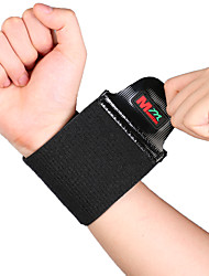 cheap -Hand & Wrist Brace Wrist Support Wrist Protection for Hiking Climbing Badminton Adjustable Stretchy Breathable Nylon Rubber 1pc Sports Athleisure Black