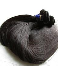cheap -Human Hair Straight Peruvian Hair 400 g More Than One Year