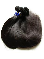 cheap -Human Hair Straight Peruvian Hair 500 g More Than One Year