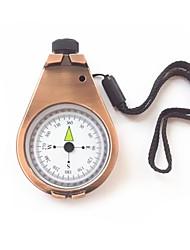 cheap -Compasses Directional Nautical Camping/Hiking/Caving Camping & Hiking Trekking Chrome