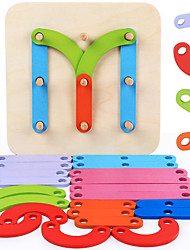 cheap -Building Blocks Holiday Others / Cat / New Baby DIY / Lovely Gift