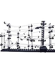 abordables -Spacerail 231-3 Blocs de Construction Set de Circuits à Billes Circuit à Bille A Faire Soi-Même Garçon Fille Jouet Cadeau