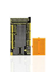 abordables -keyestudio mega protoshield / prototype carte d'extension v3 pour arduinobreadboard