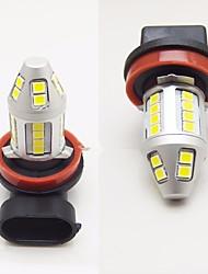 cheap -2pcs H8 / 9006 / 9005 Car Light Bulbs 120W SMD 3030 6000lm 30 Fog Light For universal All Models All years