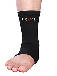 cheap -Ankle Brace Ankle Sleeve for Running Hiking Cycling / Bike Cup Warmer Elastic Compression Carbon Fiber + EPS Lycra Spandex 1pc Sports Outdoor