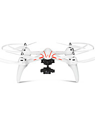 cheap -RC Drone WLtoys Q696-A 4 Channel 2.4G With HD Camera 5.0MP 1080P RC Quadcopter LED Lights / Headless Mode / 360°Rolling RC Quadcopter / Remote Controller / Transmmitter / Camera / Hover / Hover