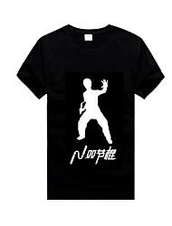Недорогие -Спорт Рубашка Верхняя часть Тхэквондо Бокс Боевое искусство
