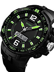 cheap -Smartwatch YYSKMEI1273 for Long Standby / Water Resistant / Water Proof / Multifunction Stopwatch / Alarm Clock / Chronograph / Calendar / Three Time Zones