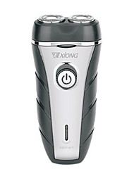 cheap -Electric Shavers Men 220V Power light indicator Washable Detachable Handheld Design
