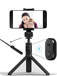 cheap -Xiaomi Foldable Tripod Monopod Selfie Stick Bluetooth With Wireless Button Shutter Selfie Stick For iOS/Android/Xiaomi