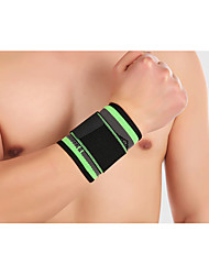 cheap -Hand & Wrist Brace Wrist Support Wrist Protection for Hiking Climbing Badminton Cup Warmer Adjustable Stretchy Nylon Lycra Spandex 1pc Sports Athleisure