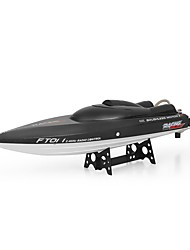 cheap -RC Boat FT011 Speedboat Plastic / ABS 4 pcs Channels 55 km/h KM/H