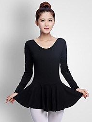 cheap -Ballet Dress Women's Performance Long Sleeve Natural Cotton