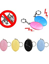 cheap -Self Defense Keychain Alarm Girl Women  Security Protect Alert Personal Safety Scream Loud Ramdon Color