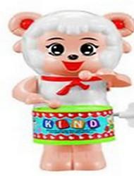 Недорогие -Игрушка с заводом Робот Друзья Мягкие пластиковые Куски Мальчики Подарок