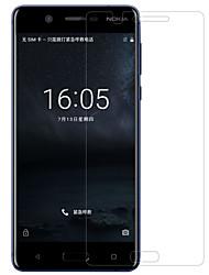 cheap -Nillkin Screen Protector Nokia for Nokia 5 PET 1 pc Anti Glare Anti Fingerprint Scratch Proof Matte Ultra Thin