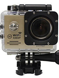 cheap -QQT G60Q Gopro Gopro & Accessories Outdoor Recreation vlogging Outdoor / High Definition / Portable 32 GB 30fps 8 mp / 6 mp No 1280 x 720 Pixel 2 inch CMOS H.264 Single Shot / Time-lapse 30 m -1/3
