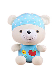 cheap -Bear Teddy Bear Stuffed Animal Plush Toy Cute Animals Lovely Cartoon Girls' Perfect Gifts Present for Kids Babies Toddler / Kid's