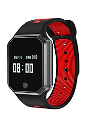 cheap -JSBP YY QW11 Men Smartwatch Android iOS Bluetooth Sports Waterproof Heart Rate Monitor APP Control Touch Screen Timer Pedometer Activity Tracker Sleep Tracker Sedentary Reminder / Calories Burned