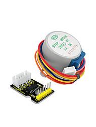 Недорогие -keystudio 5v stepper motoruln2003 плата для arduino