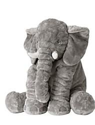 Недорогие -Слон Подушка Подушки Мягкие и плюшевые игрушки Милый стиль Очаровательный Животный дизайн Девочки Игрушки Подарок 1 pcs