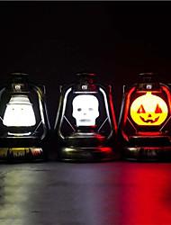 Недорогие -1 ед. Декоративная Батарея LED Night Light Батареи