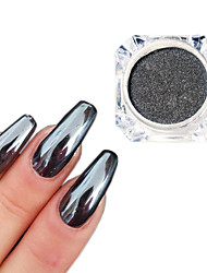 cheap -1pc Glitter Powder For nail art Manicure Pedicure Sparkle / Classic Daily