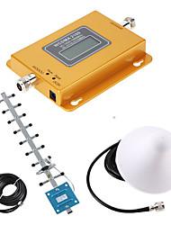 Недорогие -lcd wcdma 2100mhz усилитель сигнала wcdma umts 3g сигнальный усилитель ретранслятора сигнала сотового телефона