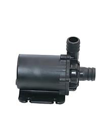 Недорогие -Аквариумы Водные насосы Наполнитель фильтра Низкий шум DC 12V