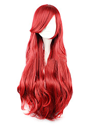 cheap -Princess Cosplay Wigs Men's Women's 85 inch Heat Resistant Fiber Anime Wig