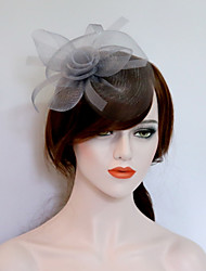 cheap -Net Fascinators / Hats with 1 Wedding / Party / Evening Headpiece