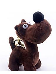 cheap -Keychain Animal Dog Cotton Unisex Toy Gift