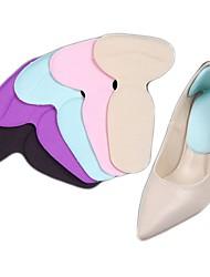 cheap -2pcs Wearable Insole & Inserts Gel Heel All Seasons Women's Beige Purple Pale Blue Pink Clear