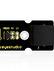 Недорогие -keyestudio easy plug ds18b20 датчик температуры для ардуино