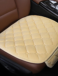 cheap -Car Seat Cushions Seat Cushions Black Red Beige Gray Coffee Polyester Common for universal