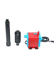 Недорогие -Аквариумы Аквариум Водные насосы Фильтры Наполнитель фильтра Пылесос Низкий шум ABS 12 V / #