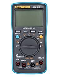 Недорогие -официальный bside 8000 счетчик ture среднеквадратичный цифровой мультиметр zt301 многофункциональный переменный ток /