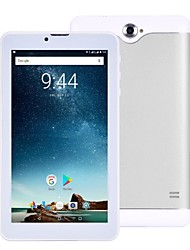 cheap -706M 7 inch Phablet (Android 7.0 1024 x 600 Quad Core 1GB+8GB) / 32 / Micro USB / SIM Card Slot / TF Card slot / 3.5mm Earphone Jack