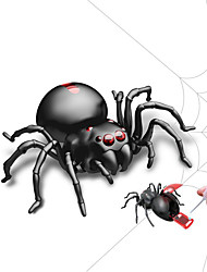 cheap -Practical Joke Gadget Halloween Prop Educational Toy Novelty Moto Spider Kids Animals Insect Kid's Toy Gift 1 pcs