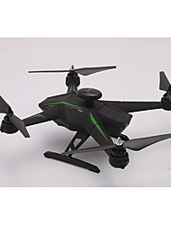 cheap -RC Drone YKQY RC136WGS 4ch 6 Axis 2.4G With HD Camera 1080P RC Quadcopter FPV / With Camera 1 x Transmitter / 1 x RC Quadcopter / RC Quadcopter