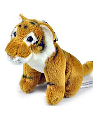 cheap -Keychain Tiger Pure Cotton Kid's Adults' Boys' Girls' Toy Gift