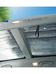 Недорогие -автомобильный Козырьки и др. защита от солнца Козырьки для автомобилей Назначение Audi Все года A3 Алюминий
