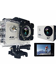 cheap -QQT F60R Gopro Gopro & Accessories Outdoor Recreation vlogging Outdoor / High Definition / WiFi 32 GB 8 mp / 6 mp / 4 mp No 1280x960 Pixel 2.4 inch CMOS H.265 Single Shot / Time-lapse 30 m -1/3